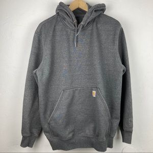 Gray Carhartt Hoodie Original Fit Size Large